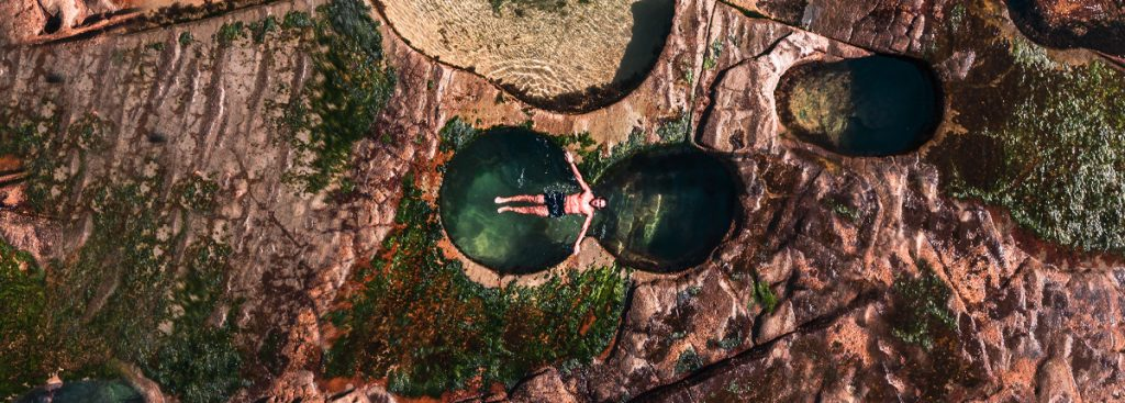 Figure 8 Rock Pools - Royal National Park
