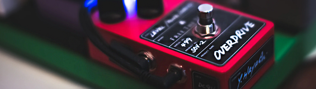 Overdrive Effect Pedal